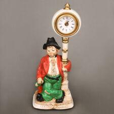 Pennerwilli an der Uhr 39 Cm Pfeiffer Spieluhr Melodie In MotionTM Musik