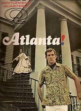 Gentlemen's Quarterly April 1967 Atlanta - Anne Rivers Siddons - Betsy Fancher