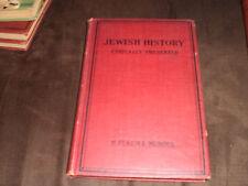 Jewish History Ethically Explained, Mendes RARE!