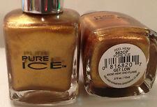 Bari Pure Ice Nail Polish # 682Cp Get Low Gold Nail Polish Htf Limited Edition