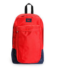 OBEY PROPAGANDA TRANSIT RED/BLUE BACKPACK 100% AUTHENTIC MSRP $40- NEW w/TAG!!