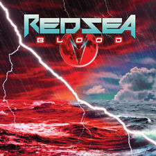 RED SEA - Blood (2019) Reissue Remaster Limited Edition CD Badlands