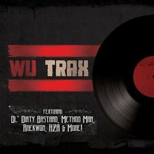 Wu Trax On Wax Feat. RZA / Método Man / Gravediggaz (1LP Vinyl)