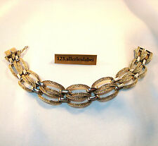 Original Theodor Fahrner Armband 925 Silber Armschmuck Modernist / AV 600