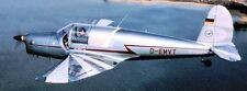 Ar-79 Arado Aerobatic Trainer Ar79 Airplane Mahogany Kiln Wood Model Small New