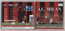 Cd A.C. MILAN COLLECTION Calcio Compilation OTTIMO 2004 Anastacia Beyonce' AC