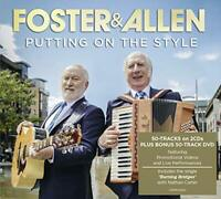 Foster and Allen - Putting On The Style [CD]