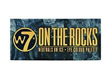 W7 On The Rocks 14pc Neutrals On Ice Eye Colour Palette Eyeshadow