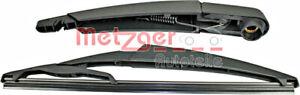 Metzger Windshield Washer Wiper Arm Rear For MERCEDES W242 W246 11-17 2468201045