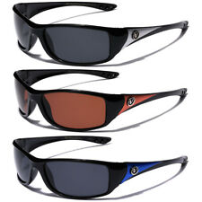 Polarized Sunglasses Men's Sports Driving Fishing Glasses Large Fit Big Head
