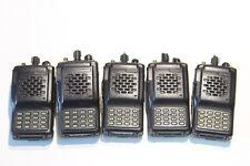 HS , Vendu pour Piece : Lot de 5 Radio UHF VERTEX VX-800U ( Yaesu ), vendues NUE