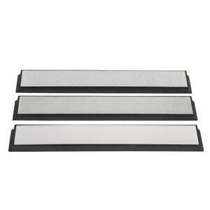 3 Kits 240/600/1000 Grit Diamond Sharpener Whetstone Set Knives Household Tools