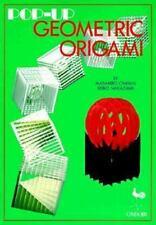 Pop-Up Geometric Origami, Nakazawa, Keiko, Chatani, Masahiro, Good Book