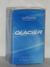 ORIFLAME SWEDEN GLACIER EAU DE TOILETTE SPRAY FOR MEN 100 ml./ 3.3 oz. NEW!