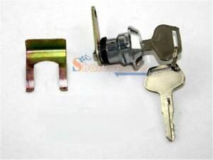 Cab Door Lock Cylinder For Komatsu PC200-6 PC200-7 Excavator With Key