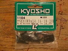 1104 R.H. Screw M3 (3mm) - Kyosho Hardware