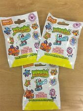 Moshi Monsters Series 7 Blind Bag [Contains 2 Random Figures] x3