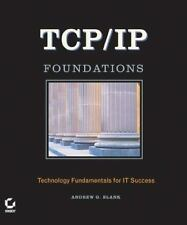 TCP/IP Foundations (Paperback or Softback)