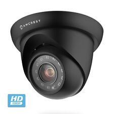 Amcrest UltraHD 2MP Outdoor Camera Dome Quadbrid (AMC2MDM28P-B)