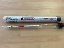 WINE AND BEER  HYDROMETER HOMEBREW  FREEPOST UK
