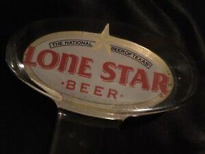 Lone Star Beer TAP HANDLE