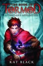 The Book of Tormod #1 A Templar's Apprentice by Kat Black (Paperback 2011)