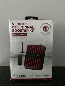 WeBoost Drive Reach Signal Booster 470154