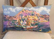 Cotton Blend Art Vintage/Retro Decorative Cushions