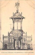 B38025 Sainte Anne de Beaupre La Splendide Chaire  canada