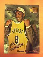 1996-97 Fleer Metal Kobe Bryant Fresh Foundation ROOKIE #137