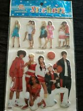 High school musical stickers, new