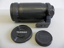 Tamron 200-400mm Auto Focus Zoom Lense for Nikon 77m Filter Size