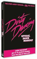 The Official Dirty Dancing KEEP FIT Dance Workout DVD Gift Idea Dancing Class