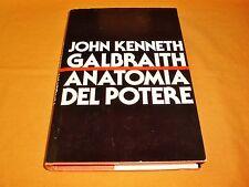 john kenneth galbraith anatomia del potere 1984