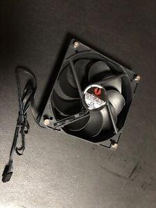 BitFenix Ventilateur de Refroidissement boitie 120mm Noir