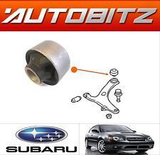 Fits Subaru Legacy B13 03 > FRONT WISHBONE REAR BUSH L/R OE. Qualité.