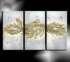 Abstrakte Erotik Malereien mit Acryl-Technik