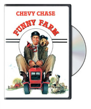 Funny Farm 0085391180920 With Chevy Chase DVD Region 1