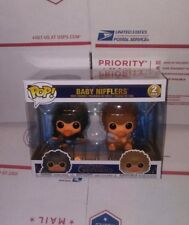 FUNKO POP HARRY POTTER FANTASTIC BEASTS 2 PACK: BABY NIFFLERS. IN HAND, SHIPS WW