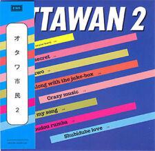 OTTAWAN - OTTAWAN 2 ( MINI LP AUDIO CD with OBI and Booklet ) FREE SHIPPING