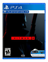 Hitman lll ,3 -- Standard Edition (Sony PlayStation 4 / ps4, 2021) Brand new.