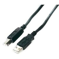 StarTech USB2HAB15 StarTech.com 15 ft USB 2.0 A to B Cable - M/M - USB - 15 ft -