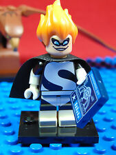LEGO-MINIFIGURES DISNEY SERIES SYNDROME MINIFIGURE WITH BASE AND LEAFLET