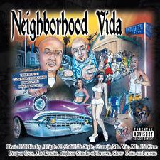 "Neighborhood Vida- The Best Of Chicano Rap Songs ""Rare Hard Copy"""