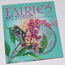 FAIRIES ART STUDIO -  Ex Cond & CD ROM - Create Your Own Magical Fairy World