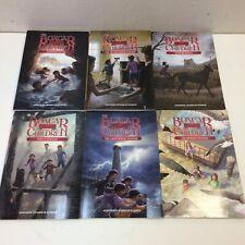 Lot of 6‼ The Boxcar Children PB Books Gertrude Chandler Warner • VGUC‼ FREE S/H