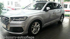 Audi Q7 Model 2015  Tieferlegung  Luftfahrwerk 'Quadra-Lift' Luftfederung