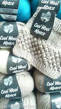 Lana Grossa Cool Wool Alpaca, verschiedene Farben zur Auswahl