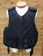 "OVERT STAB PROOF VEST EX POLICE,BODY ARMOUR,HG1 KR2 SECURITY,HIGHMARK,38"",18RH"