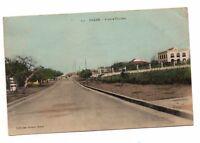 Sénégal - cpa - DAKAR - Avenue Courbet   (J382)